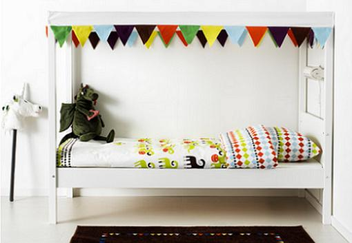 Decoracion mueble sofa cama para ninos ikea for Camas infantiles ikea