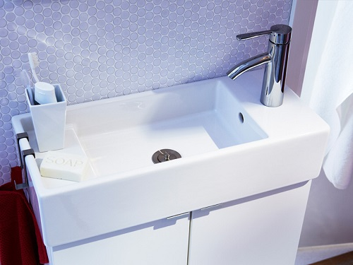 Lavabos Ikea de todos los estilos para tu cuarto de baño