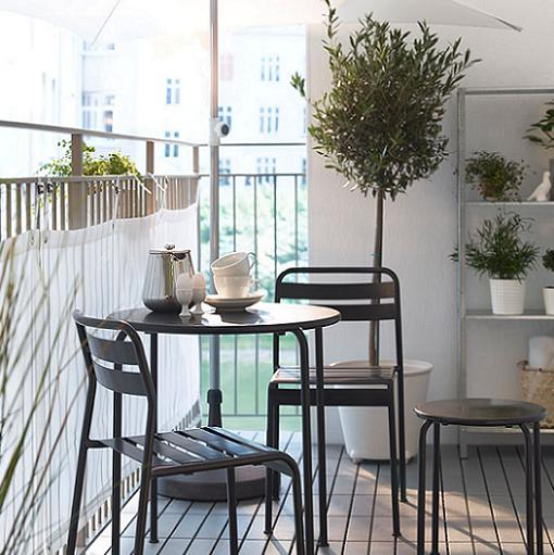 Mesas de terraza ikea para tu balcn o jardn plegables de for Mesas de terraza plegables