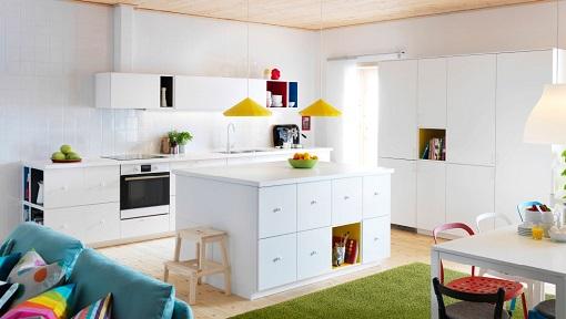 Muebles Para Cocina Ikea | Muebles De Cocina Ikea Practicos Y Modernos Mueblesueco
