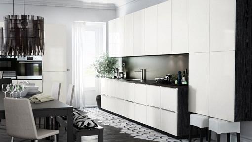 muebles de cocina modernos de Ikea