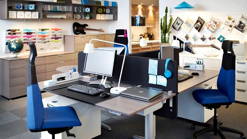 sillas de oficina ikea