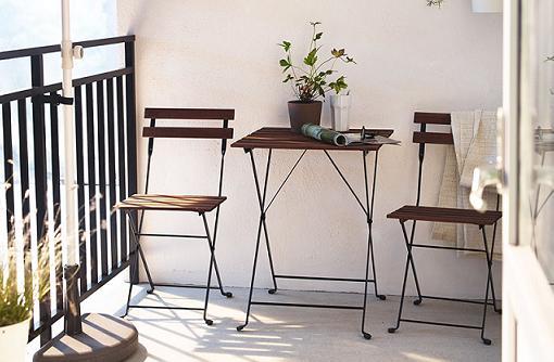 sillas y mesas de jardin ikea tarno