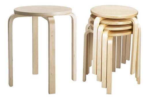 Nuevos taburetes de ikea de cocina baratos de madera - Banquetas de cocina ...