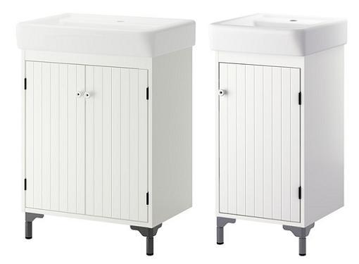 Armarios de lavabo ikea silveran mueblesueco - Armario lavabo ikea ...