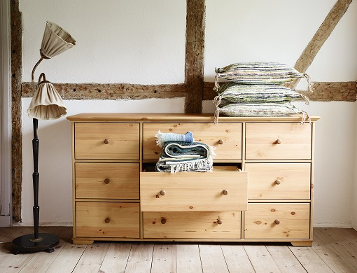 Nueva cómoda Ikea Hurdal