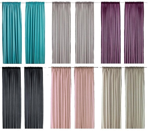 Las mejores cortinas Ikea: estampadas, clásicas, opacas... ¡y todas ...