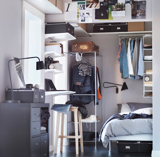 Dormitorios juveniles modernos Ikea: las fotos más inspiradoras ...