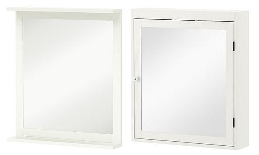 Espejos de lavabo ikea silveran mueblesueco for Espejos para banos ikea
