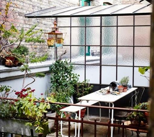 ideas terraza ikea