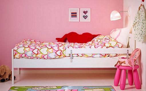 Ikea camas ni os mueblesueco for Cama nino ikea