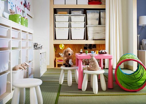 Ikea ni os almacenaje mueblesueco - Almacenaje para ninos ...