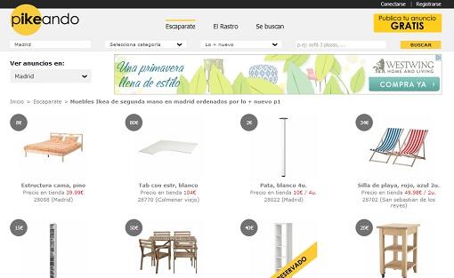 Donde Comprar Muebles Ikea De Segunda Mano Mueblesueco
