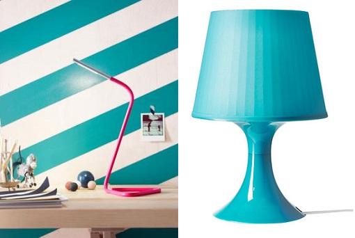 lámparas de mesa Ikea