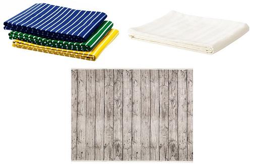 10 manteles de ikea y otros textiles para la cocina - Mantel plastificado ikea ...