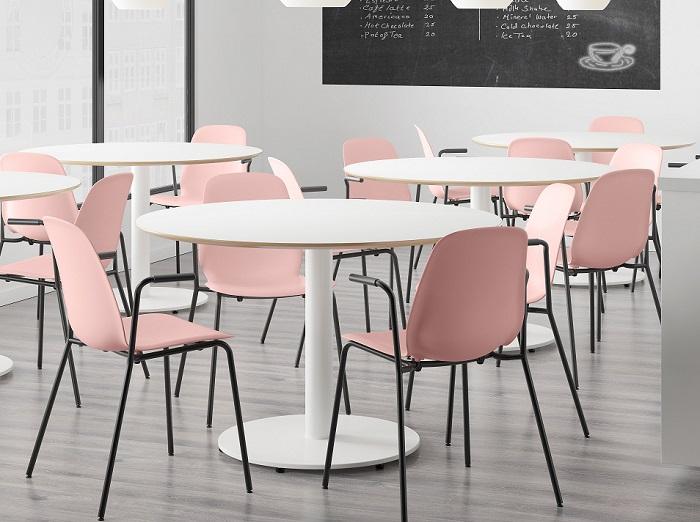 mesa ikea para cafetería