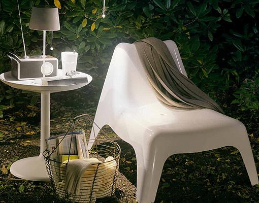 muebles baratos para la terraza