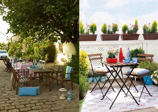 Muebles de terraza y jardin baratos muebles categoras for Conjunto jardin barato