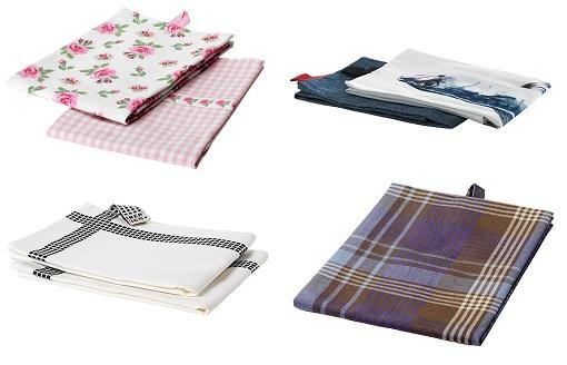 10 manteles de ikea y otros textiles para la cocina - Ikea pinzas cocina ...