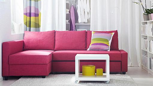 Mi casa decoracion sofas cheslong ikea for Sofa cama cheslong