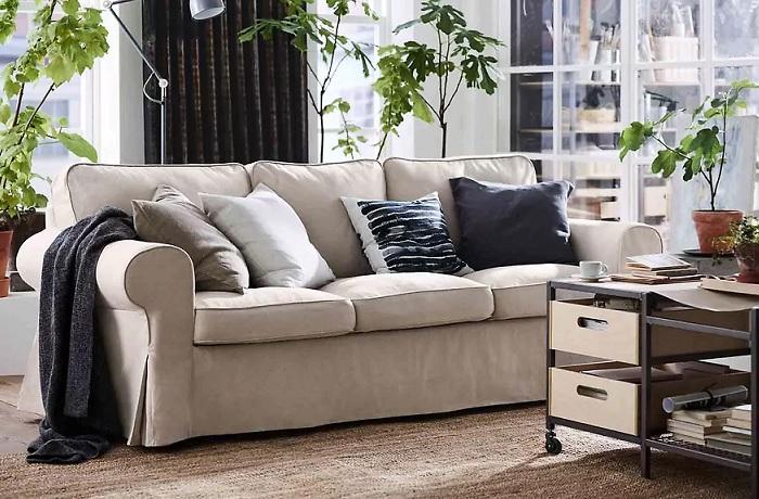 sofas baratos de ikea EKTORP