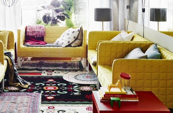 sofas baratos de ikea KNOPPARP