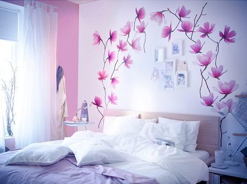 Vinilos Decoracion Ikea ~ vinilos ikea para el dormitorio