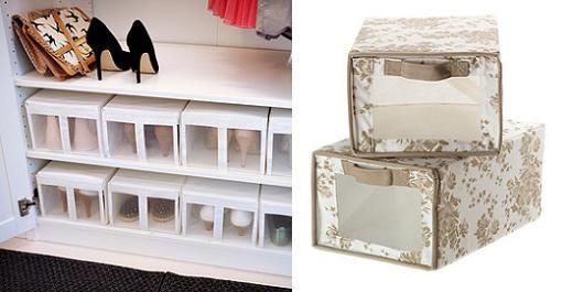 Cajas almacenaje ropa apilable tapa cajas almacen with - Ikea cubo ropa ...