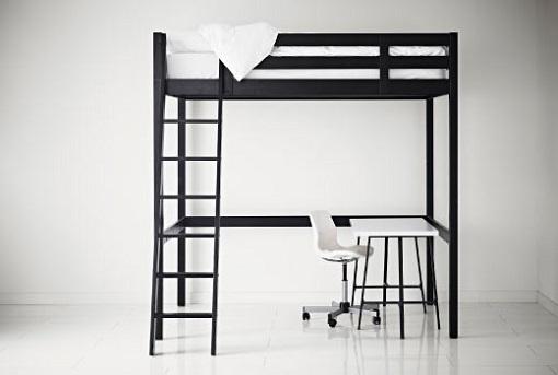 7 muebles juveniles ikea para dar a tu casa un toque - Ikea cama alta ...