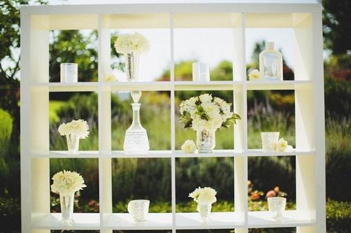 decoración ikea para boda