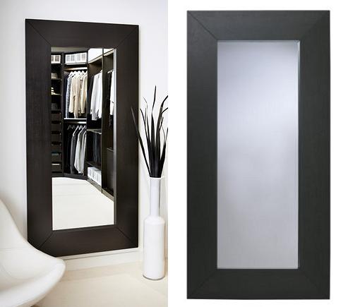 Casas cocinas mueble librerias con puertas for Marcos para espejos grandes