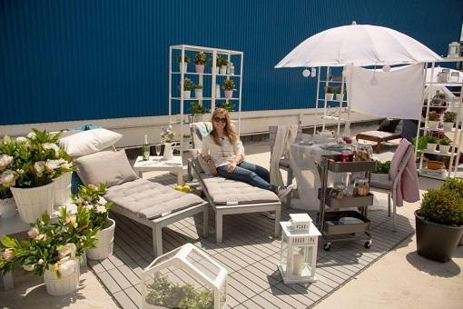 Ikea terrazas