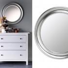 Lo mejor en espejos Ikea modernos y baratos para tu pared