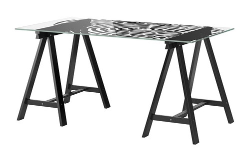 7 muebles juveniles ikea para dar a tu casa un toque - Caballetes para mesa ...