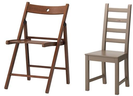Sillas de madera ikea mueblesueco for Sillas de madera ikea