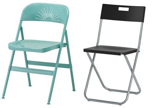 Precios de sillas elegant sillas de comedor precios for Precio de sillas plegables