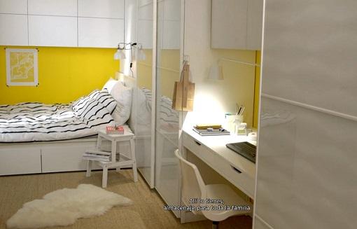 almacenaje dormitorio juvenil