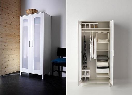 Interiores armarios ikea for Interior de armarios ikea