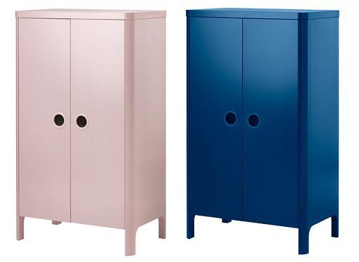Armarios infantiles ikea busunge mueblesueco - Ikea asturias armarios ...
