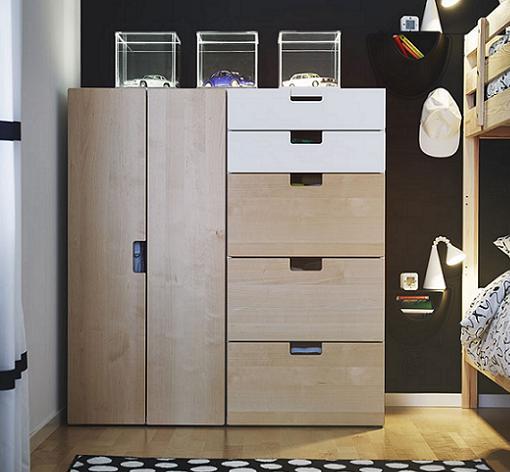 Armarios infantiles ikea stuva mueblesueco - Ikea asturias armarios ...