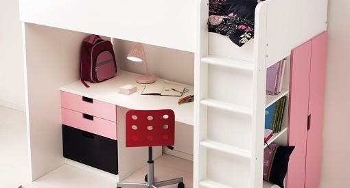 Dormitorios juveniles ikea for Ikea camas juveniles