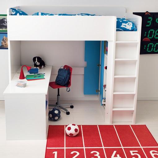Catalogo Ikea 2015 Ninos Ideas Para El Dormitorio Infantil - Ikea-dormitorios-catalogo