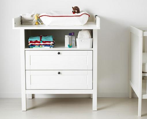 Mueble para cambiar a bebes - Muebles de ninos ikea ...