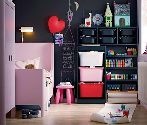 Almacenaje diy para un dormitorio infantil jujuy al momento - Ideas para guardar juguetes en los dormitorio ...