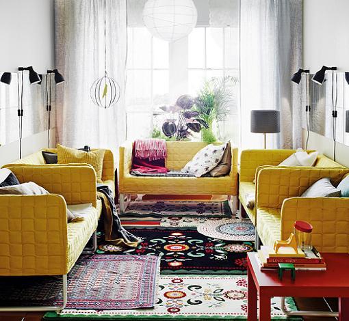 Catalogo ikea 2015 salones modernos mueblesueco for Ikea salones modernos