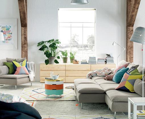 catalogo ikea 2015 sofas