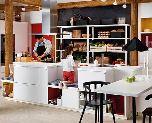 Islas De Cocina Ikea | Catalogos De Cocinas Modernas Coleccin De Cocinas Modernas With