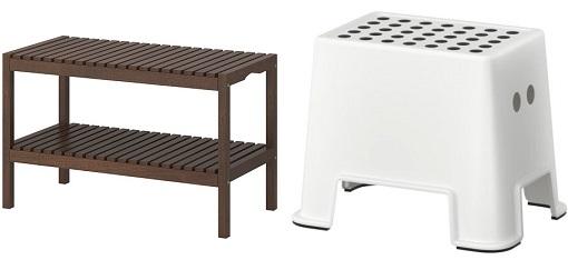 Los muebles de baño más baratos de Ikea: armarios, estanterías ...