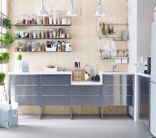 Cocinas modernas baratas vinilos decorativos cocinas - Cocinas ikea baratas ...