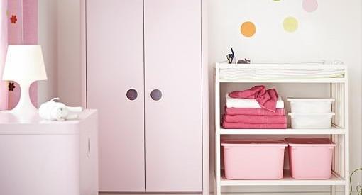 los nuevos armarios infantiles de ikea